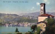 Lago di Lugano, Castagnola, La chiesa antica