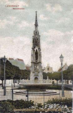 Landshut, Marienbrunnen