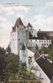 Landshut, Schloss Trausnitz - Wittelsbacher Tor
