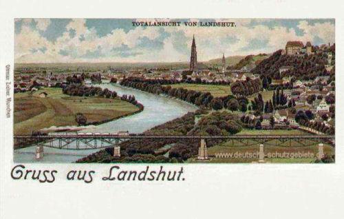 Gruss aus Landshut