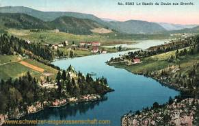 Le Bassin du Doubs aux Brenets