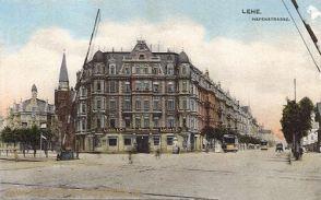 Lehe, Hafenstraße