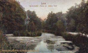 """Lehe, Speckenbüttel, Partie am """"kleinen Teich"""""""