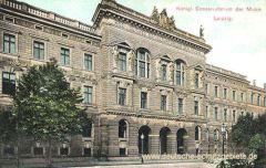 Leipzig, Königliches Conservatorium der Musik