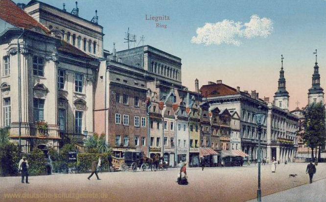 Liegnitz, Ring