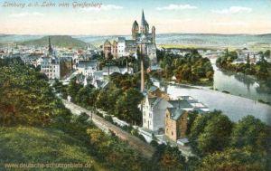 Limburg an der Lahn vom Greifenberg