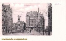 Linden, Marktplatz