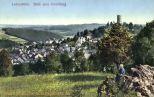 Lobenstein, Blick vom Kirchberg