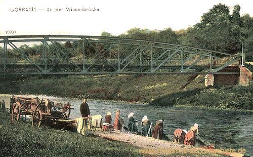 Lörrach, An der Wiesenbrücke