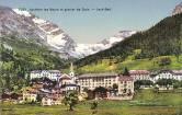Louèche les Bains et glacier de Dala - Leuk-Bad