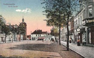 Luckenwalde, Breite Straße