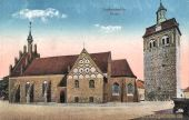 Luckenwalde, Kirche