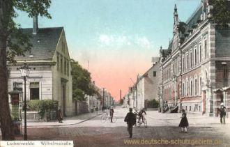 Luckenwalde, Wilhelmstraße