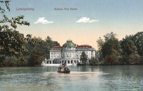Ludwigsburg, Schloss Mon Repos
