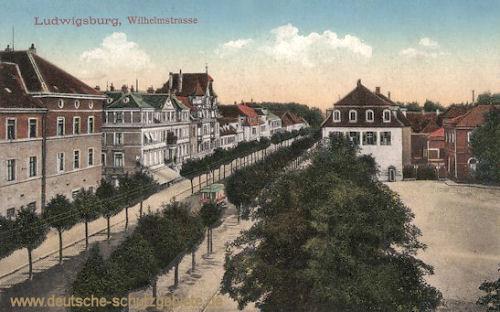 Ludwigsburg, Wilhelmstraße