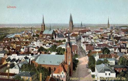 Lübeck, Ansicht
