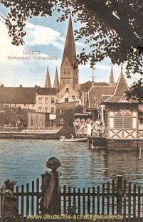 Lübeck, Badeanstalt Krähenteich