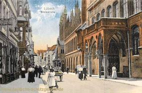 Lübeck, Breitestraße
