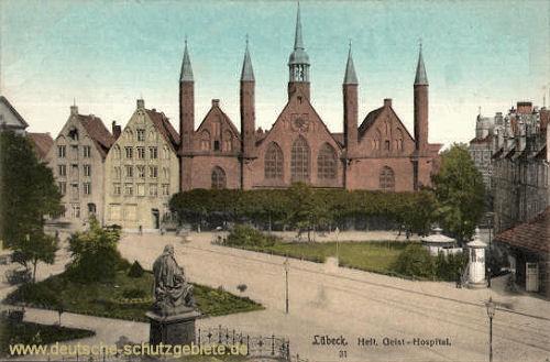Lübeck, Heilige Geist-Hospital