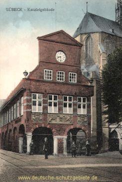 Lübeck, Kanzleigebäude