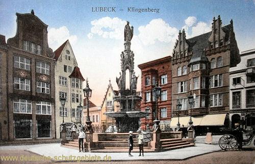 Lübeck, Klingenberg