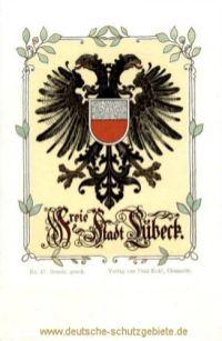 Lübeck, Wappen