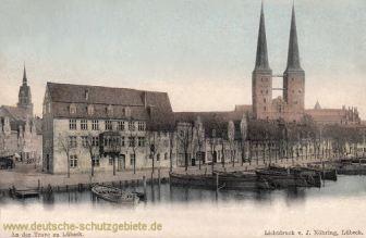 Lübeck, An der Trave