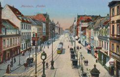 Mannheim, Planken