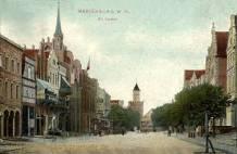 Marienburg, Wpr., Die Lauben