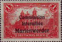 Commission Interalliée Marienwerder
