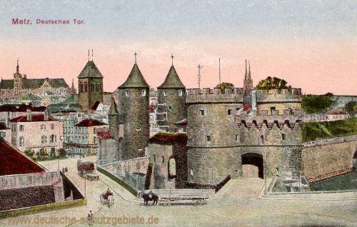 Metz, Deutsches Tor