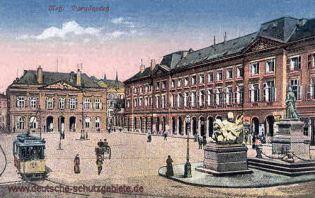 Metz, Paradeplatz