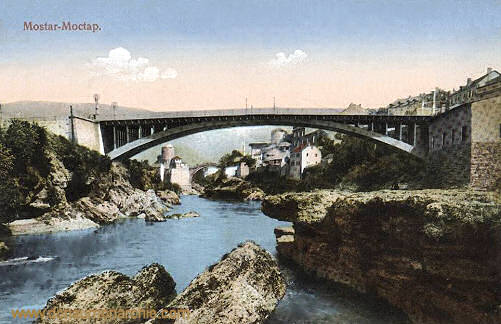 Mostar, Franz Joseph-Brücke