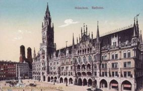 München, Rathaus