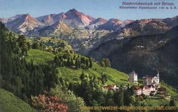 Niederrickenbach mit Brisen