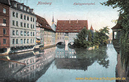 Nürnberg, Heiliggeistspital