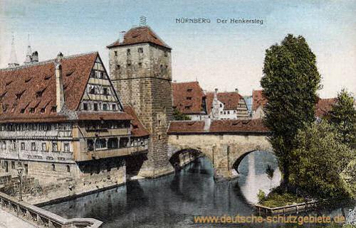 Nürnberg, Der Henkersteg