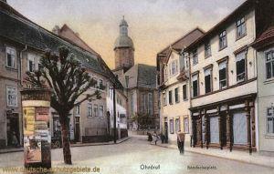 Ohrdruf, Bonifaciusplatz