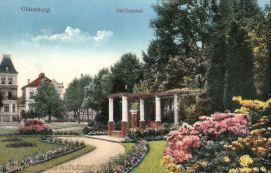 Oldenburg i. Gr., Cäcilienplatz