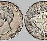 P. F. A. Gr. v. Oldenb. - 3 1/2 Gulden - 2 Thaler, 1840
