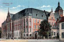 Oldenburg i. Gr., Postamt