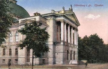 Oldenburg i. Gr., Theater