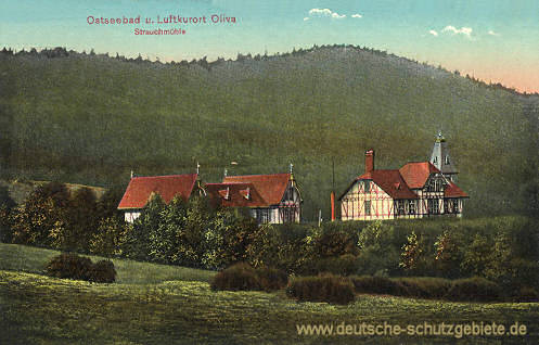 Oliva, Strauchmühle
