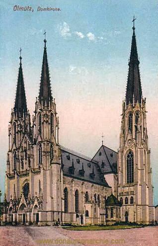 Olmütz, Domkirche