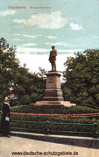 Pforzheim, Bismarckdenkmal