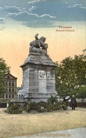 Pirmasens, Bismarck-Denkmal