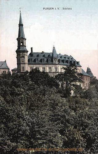 Plauen, Schloss