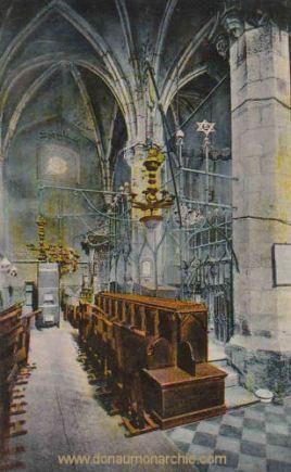 Prag, Synagoge
