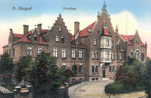 Preußisch-Stargard, Kreishaus