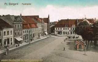 Preußisch-Stargard, Marktplatz